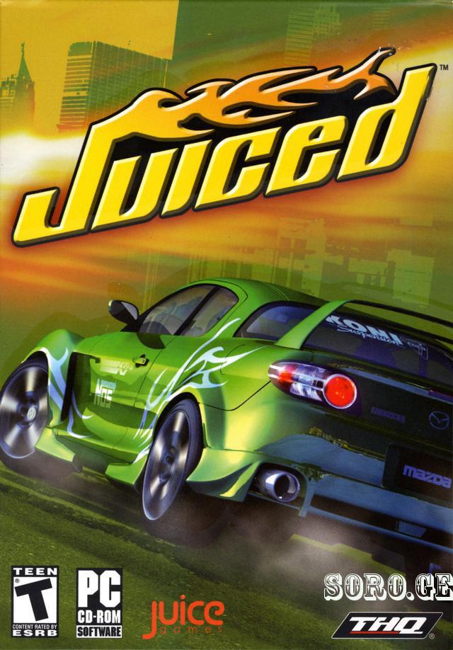 Juiced. скачать игру Juiced.
